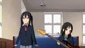 Mio changes strings