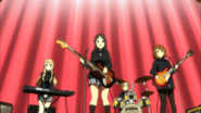 Megumi's performance