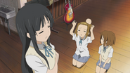 Ritsu with blister
