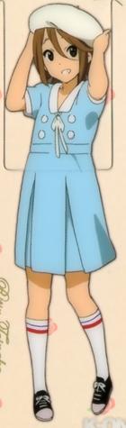 Ritsu Singing attire 1