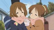 Yui and sis
