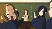 Sawako is the class teacher