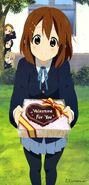 Yui's Valentine Day's present