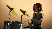 Last verse drum roll by Ricchan