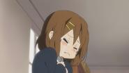 Yui crying