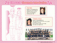 Keiko and Nobuyo Classmate Introduction