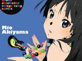 K-ON! Character Image Song Series Vol. 2: Mio Akiyama