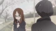 Sawako before she overdid it