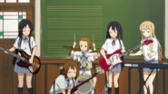 Yui can't handle it