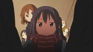 Azusa's Suspicion