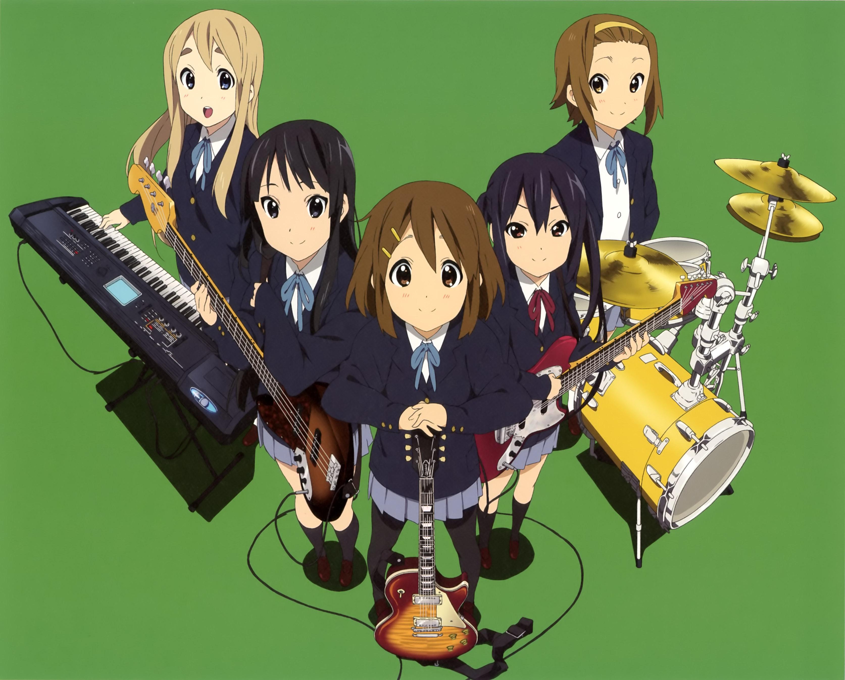 K-ON! (Anime)   K-ON! Wiki   Fandom