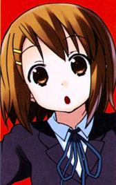 Yui manga