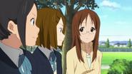 Sawako with Nobuyo and Keiko