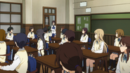 Class 3-2 during the summer time