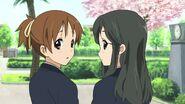 Ui and a friend