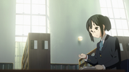 Akiyo in the library 2