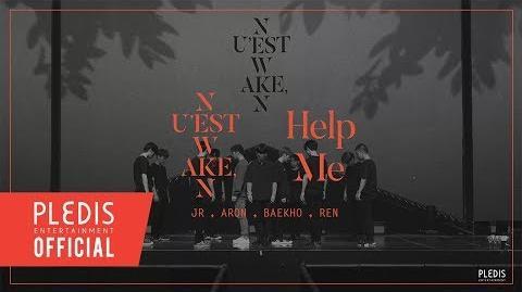 Choreography Video NU'EST W(뉴이스트 W) - HELP ME