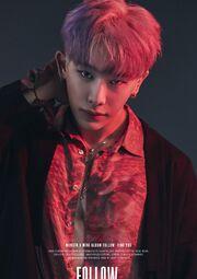 FIND YOU - Wonho 1