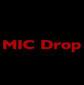 mic drop cover