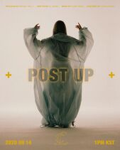 POST UP - CL 8