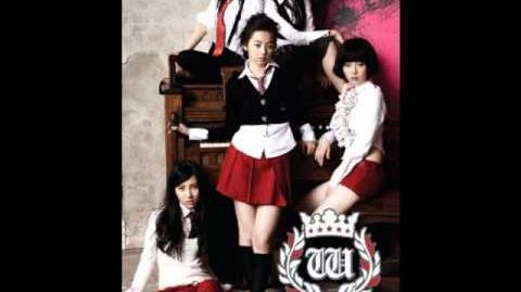 Wonder Girls-Bad Boy (Track 2)