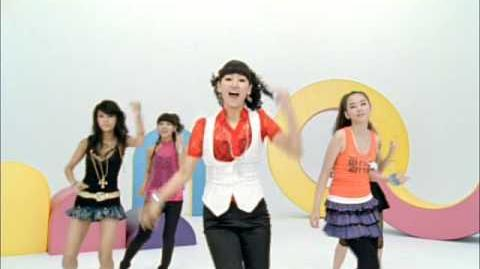 "M V Wonder Girls ""Tell Me"""