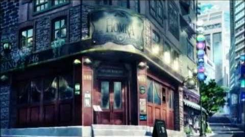 K Anime Project - 2nd TRAILER - CAST