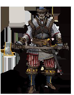 Battleaxeman