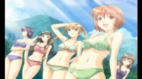 Kashimashi The First Summer Story OP PS2-0