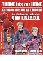 Oma Frieda Plakat 1