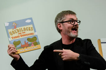 Mo Willems Mazza Fall Conference 2012
