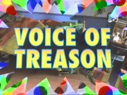 Action League Now! Voice of Treason