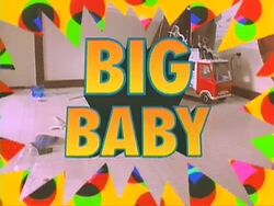 Action League Now! Big Baby