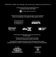 Kablam copyright and companies