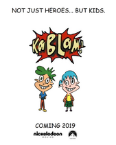 Kablam the movieposter