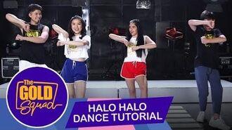"""Halo-Halo"" Dance Tutorial"