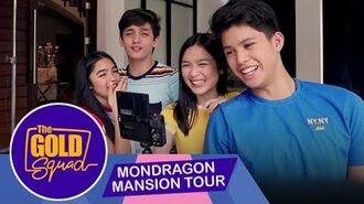 THE MONDRAGON MANSION TOUR The Gold Squad