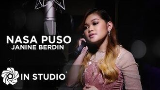 """Janine Berdin - Nasa Puso From """"Kadenang Ginto"""" (In Studio)"""