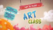Let's Play Art Class