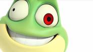 Kaeloo's Creepy Smile