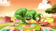 Bad Kaeloo Enjoying Playing