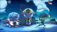 3 Space Buddies