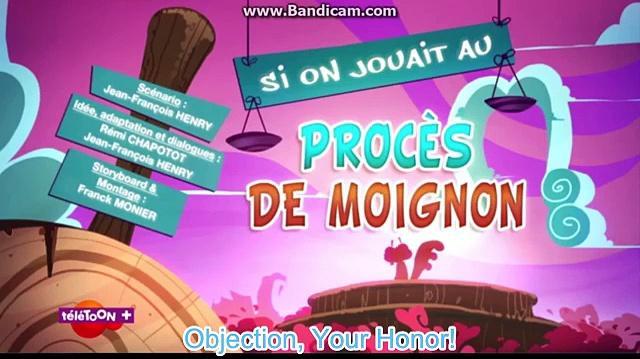 Kaeloo S3E09 Let's Play Stumpy's Trial (English Subtitles)