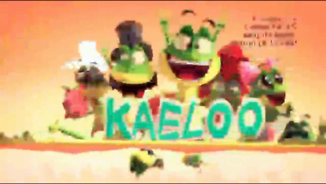 Kaeloo S1E47 Let's Play Tennis