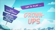 Let's Play Grown Ups