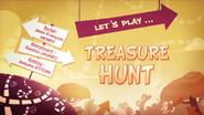 Let's Play Treasure Hunt