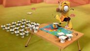 Quack Quack Making Yogurt Bombs