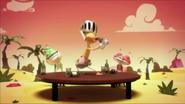 Quack Quack as Knight