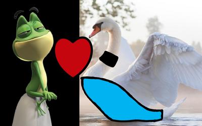 Kaeloo Loves A Female Swan