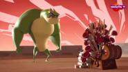 Bad Kaeloo Confronts Mr. Cat